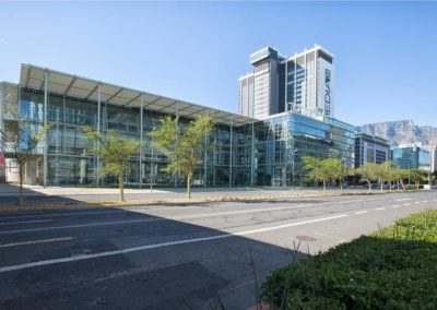 Cape Town Convention Centre (CTICC)