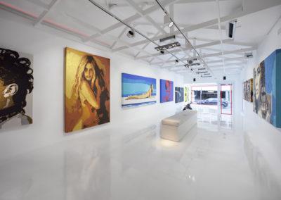 Bassa Gallery; Cavendish;