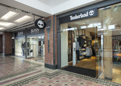 Timberland V & A Waterfront;