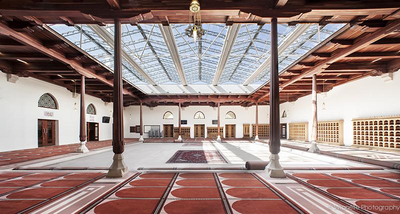 Houghton Mosque